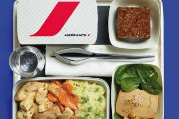 Air France Plateau Repas